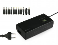 Speedlink PECOS universal Notebook Netzteil Ladegerät 90W 12V bis 24V Laptop USB