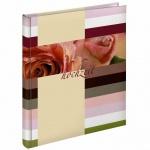 Hama Fotoalbum Buch-Album Hochzeit Rosen 60x Seiten 10x15cm Bilder Buch-Album