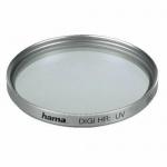 Hama UV-Filter 27mm Digital High Resolution vergütet Kamera Foto DSLR Camcorder