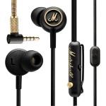 Marshall Mode EQ In-Ear Headset Black Kopfhörer Headphones 3, 5mm Klinke HiFi