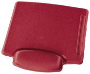 Hama Gel-Mauspad ergonomisches rot Handauflage Mouse-Pad PC Maus-Pad ergonomisch