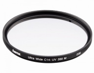 Hama UV-Filter Speerfilter 55mm Wide 4, 2mm C14 für Kamera Objektiv DSLR DSLM etc
