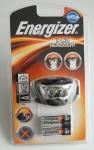 Energizer Taschenlampe 3 LEd Headlight 20 Lumes 40m 3AA FL1 Standard Lampe