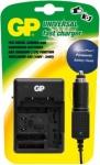 GP Akku Ladegerät + KFZ für Panasonic DMW-BCG10-E DMW-BCF10 Lumix DMC-TZ7 FS10