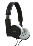 Hama One On-Ear Kopfhörer Mikrofon 3, 5mm Klinke Headset für Handy MP3 Hifi CD MD