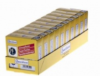 Avery Zweckform Schusspflaster 16mm grau 10.000 Stück Punkte Schuss-Pflasster