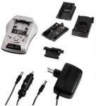 Hama Akku Ladegerät KFZ Lader für Sony Alpha 450 390 380 330 290 230 100 33 DSLR