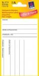 Avery Zweckform 8x Adress-Etiketten 113x73mm Adress-Aufkleber für Brief Paket