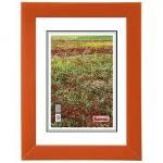 Hama Echtholz Holz Bilderrahmen Fotorahmen Deko Turin Selekt 10x15 Apricot