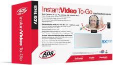 ADS Tech Instant USB Video Converter auf H.264 .mp4 Transfer Accelerator Encoder