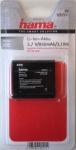 Hama Li-Ion Akku für HTC BA-S400 HD2 HD 2 LEO T8585 Touch Firestone BA S400