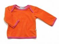 Tragwerk Pullover Mette Nicki Orange 50 Baby Junge Mädchen Body Pulli Sweatshirt