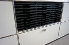 Styro System-Kasten 10er passend für USM Haller Inos Papier-Ablage Regal Box