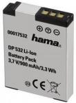Hama Li-lon Akku Batterie für Nikon EN-EL 12 Coolpix S70 S610 S620 S630 S640 etc