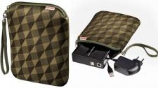 """Hama universal Tasche Case Hülle Bag für 3, 5"""" HDD externe Festplatte PC Notebook"""