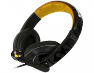Angry Birds Gaming Headset Stereo Kopfhörer 3, 5mm/2, 5mm für XBOX 360 Game + Chat