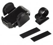 Hama Universal MP3 Handy GPS Bike Fahrrad-Halterung Lenker-Halterung Schwarz