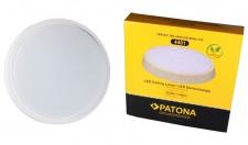 Patona 18W LED Decken-Lampe Decken-Leuchte Bad-Lampe Flur Küchen-Lampe 3000K