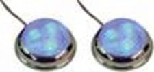 AIV CarTuning LED LIGHT SET LICHTSET rund 2 Stück