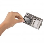 Hama LCD Schutzfolie Digi Cam Screen Protect 3, 5 Zoll 3 St. für Digitalkameras