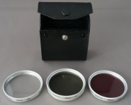 Filter Set 49mm Pol-Filter UV-Filter FLD-Filter Speerfilter Kamera Camcorder etc