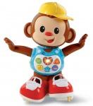 Vtech Baby Lustiges Tanz-Äffchen Tanz-Affe Motorik Lern-Spielzeug ABC Formen etc
