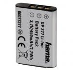 Hama Li-Ion Akku Batterie für Olympus LI-60B FE-370 Pentax D-Li78 Optio S1 etc