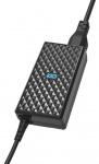 iGo Laptop Notebook-Netzteil 65W Ladegerät 17-21V für Acer Asus Dell HP Sony etc