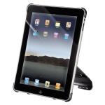 Hama Cover Case mit Ständer Adapter für Krallen Rastersystem für Apple iPad 1 1G