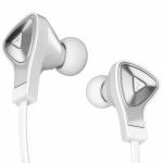 Monster DNA In-Ear Headset weiß Kopfhörer mit Control-Talk für Apple iPhone iPad
