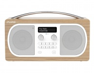 Pure Evoke D6BT Digital-Radio DAB DAB+ FM UKW Bluetooth Display Fernbedienung