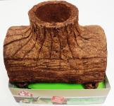 100% essbare Nagerhöhle Hamsterhaus Nagerbau Snak Shak