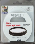 Unomat UV-Filter 67mm UV Filter Speerfilter DHG vergüted für DSLR Objektiv Foto