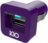 iGo MINI Kfz USB Ladegerät 2.1A Lade-Kabel Adapter Auto PKW Smartphone Tablet ..