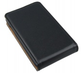 Patona Slim Flip-Cover Klapp-Tasche Schutz-Hülle Case für LG Optimus L4 2 (E440)