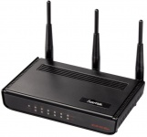 Hama N750 Dual-Band WLAN-Router 2, 4/5 GHz WiFi Repeater Access-Point DSL LAN PC