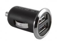Monster iCar Dual USB Ladegerät KFZ Ladekabel PKW für Apple iPhone 4S 4 3GS iPod