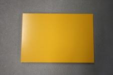 USM Haller Ersatzteil Tablar Blech Regal-Boden 50x35 0, 50 0, 35 gelb