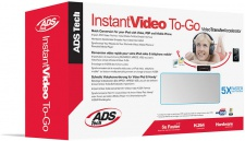 ADS Tech Instant USB Video Converter auf H.264 .mp4 Transfer Accelerator Encoder