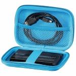 """Hama Tasche Case Bag für WD Intenso Samsung Toshiba 2, 5"""" HDD externe Festplatte"""