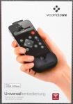 zero1-tv Universalfernbedienung VooMote One Zapper für iPhone 4 4S 3G iPod Touch