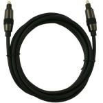 High-End Digital Toslink-Kabel Optisches Kabel für TV LCD Blu-Ray DVD Player PC