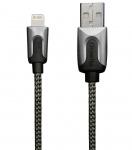 XtremeMac HQ Premium Lightning-Kabel Cable 2m Black für iPhone X 8 7 6 iPad Pro