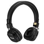 Marschall Major II Bluetooth On-Ear Headset Black Studio BT Kopfhörer Headphones