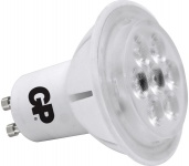 GP LED Strahler GU10 7W/50W dimmbar Warmweiß 2700K Lampe Glüh-Birne Leuchtmittel