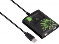 Hama Maus Tastatur Konverter Speedshot für Microsoft Xbox 360 Konsole Controller