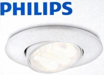 Philips Smart-Spot 9 Watt Einbau Spot Decke Lampe Deckenspot Einbauspot Leuchte