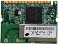Broadcom 54 MBit WLAN Mini PCI Karte Card 802.11 b/g WiFi für Notebook Laptop
