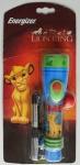 Energizer Taschenlampe Disney König der Löwen Krypton 2xAA Flashlight Lampe