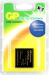 GP Li-Ion Akku für Panasonic CGA-S008 LUMIX FX30 FX33 FX35 FX36 FX38 FX55 FX500